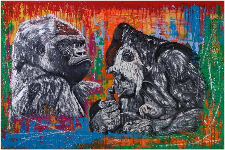 Andreas Görzen - Gorilla Family
