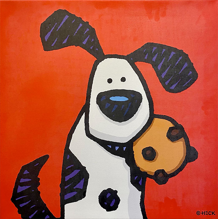 Ed Heck - IF YOU GIVE A DOG A COOKIE