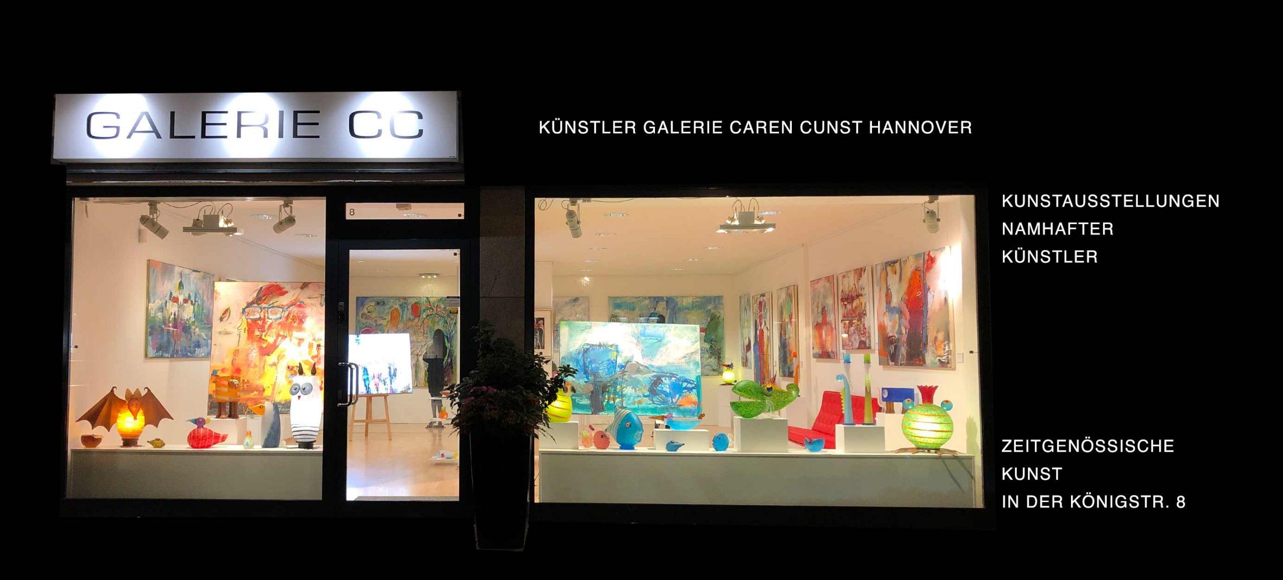 Kunstgalerie Hannover Galerie CC