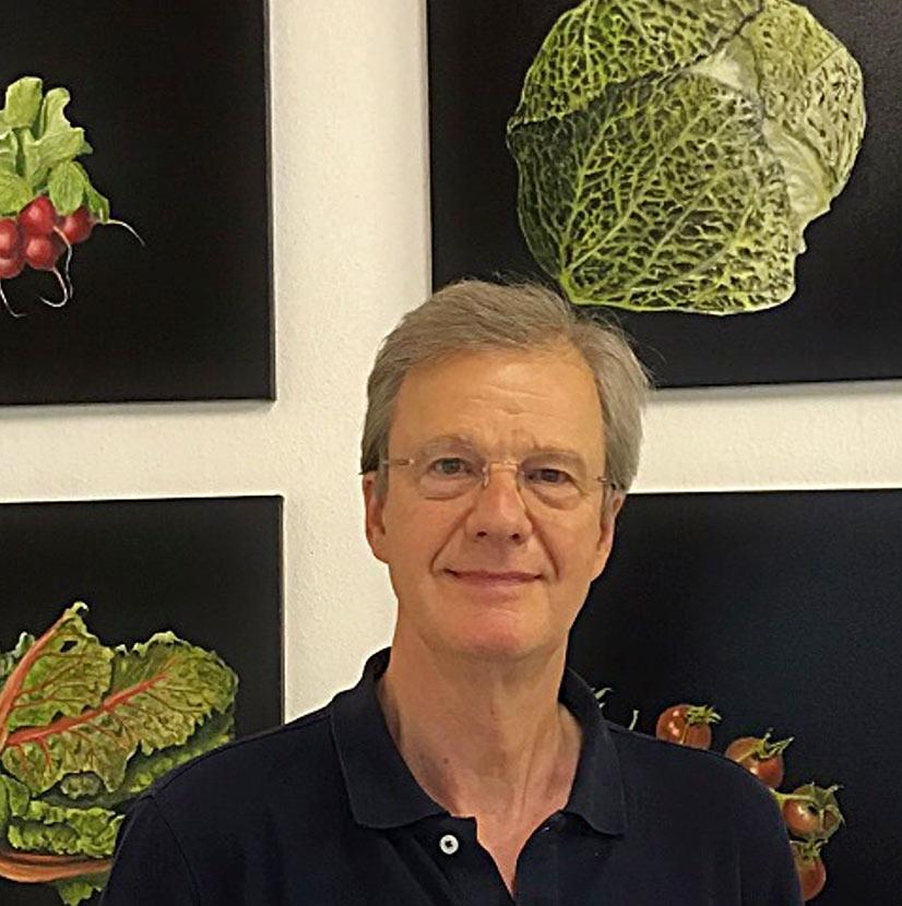 Künstler Achim Mogge