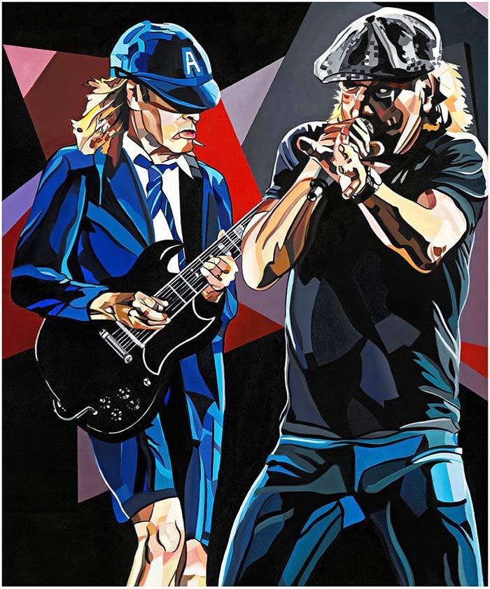 Martin Sonnleitner - AC / DC